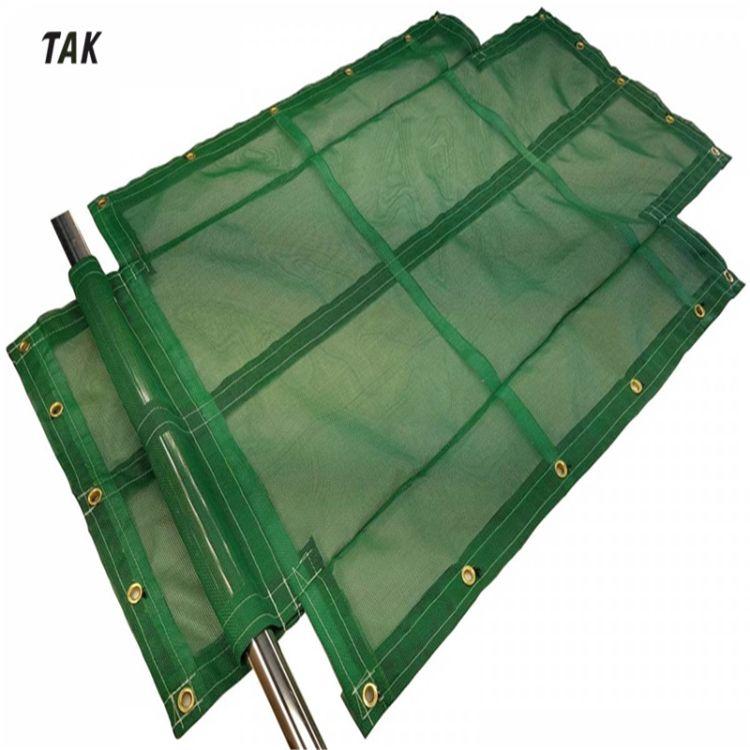 TAK供应欧美货车篷布网 汽车网 车网 罩防护网 聚酯货车封车网厂家