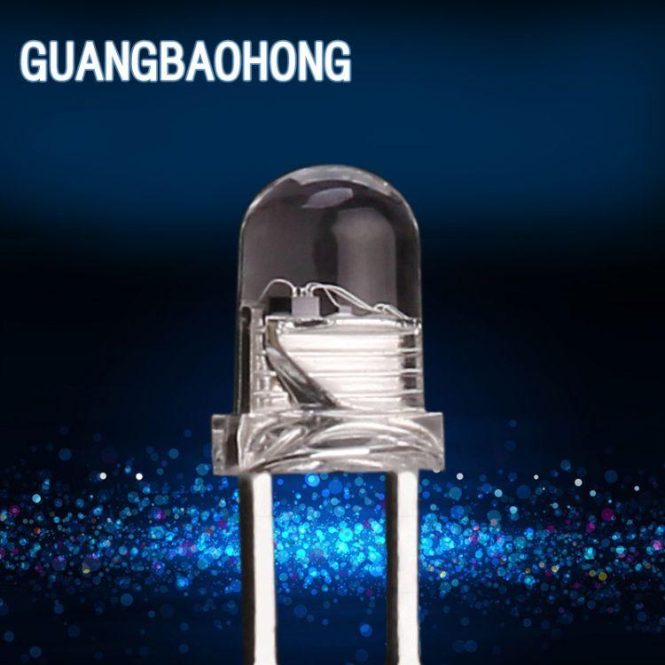 F3DZ-16 led灯珠厂家直销 LED直插发光二极管批发