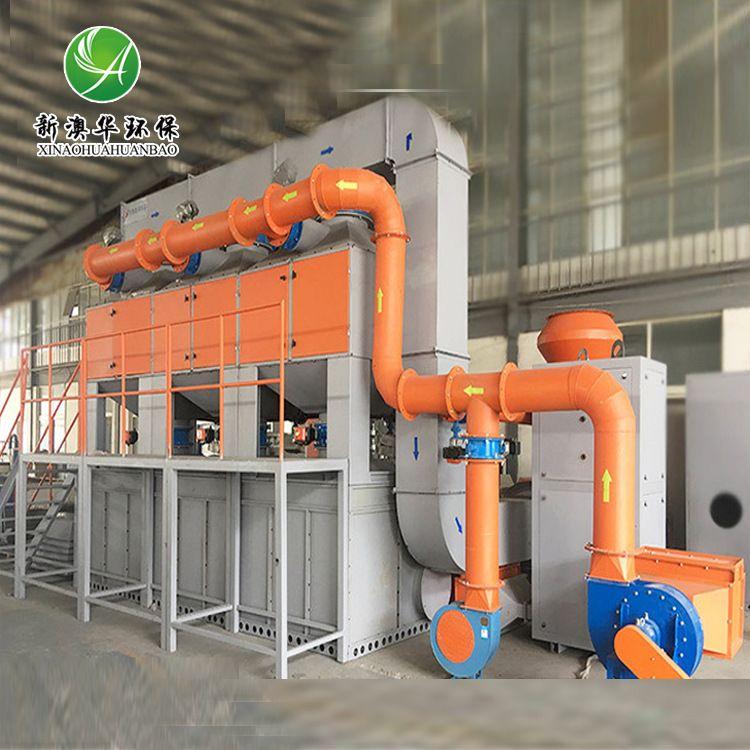 催化燃烧废气处理 vocs废气处理设备_rco催化燃烧设备厂家