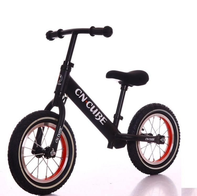 儿童滑行车铝合金无脚踏平衡车带限位出口欧美爆款2-3-6岁学步车