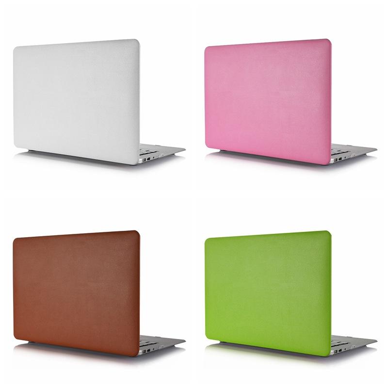 荔枝纹皮壳笔记本皮套MACBOOK 11寸12寸13寸15寸苹果笔记本保护壳