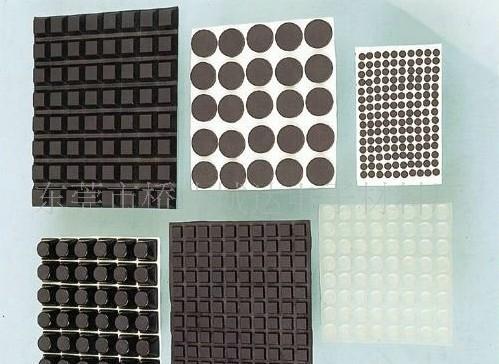 耐高温橡胶垫 防滑减震胶垫 橡胶垫