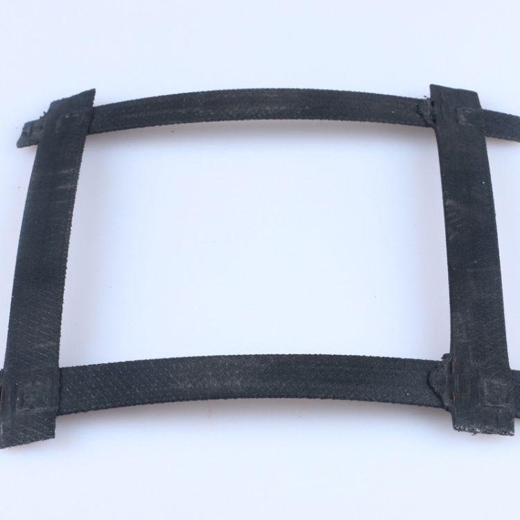 金達 山東鋼塑土工格柵 河道加筋耐腐蝕鋼塑土工格柵