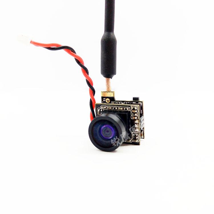 锐鹰摄像头一体图传套装,5.8g小四轴专用50mw48频点图传套装批发