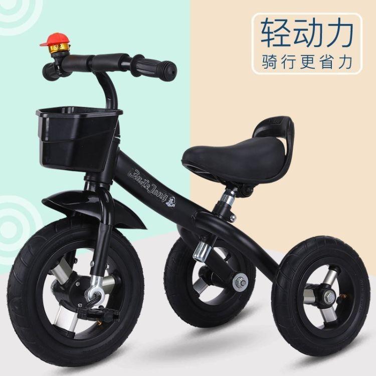 女孩儿童三轮车脚踏车1-3-2-6-4-5岁大号男孩宝宝童车小孩自行车