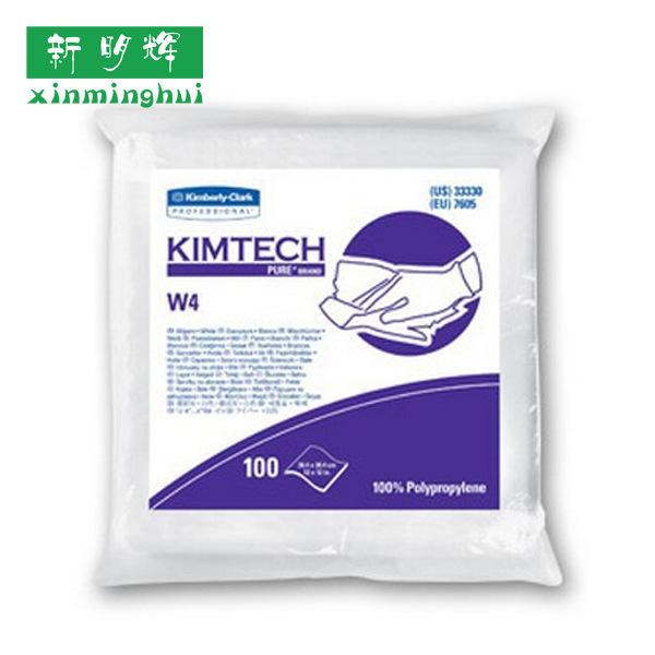 金佰利33330W4抗酸碱聚丙烯无尘擦拭布防静电包装吸水力强