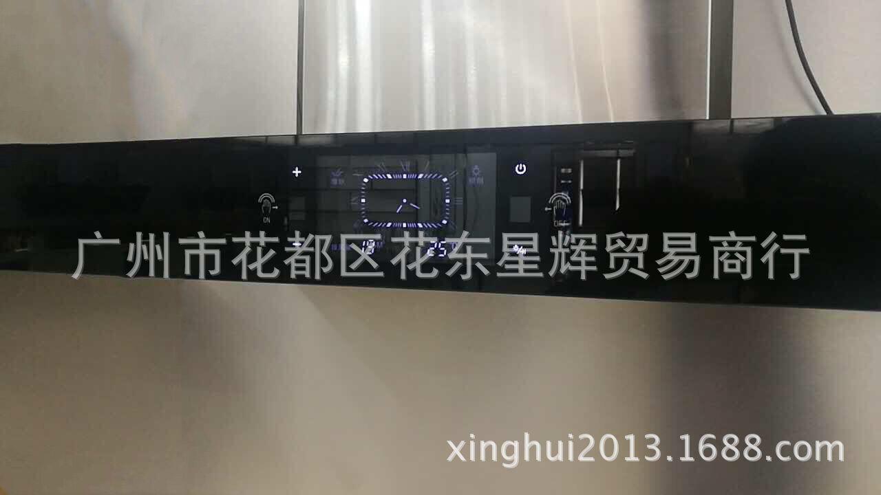 出口新款现货OEM工程订单大吸力抽油烟机900MM