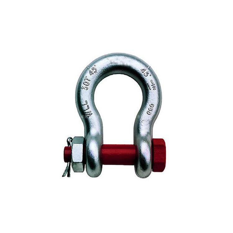 现货供应 卸扣 高强度卸扣合金钢卸扣 弓形卸扣起重卸扣