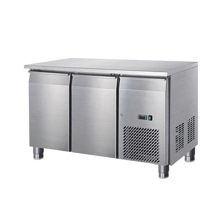 冷藏工作台品牌厂家直销 1.8m冷藏工作台冷冻冰柜保鲜柜厨房奶茶店卧式商用操作台 欢迎选购