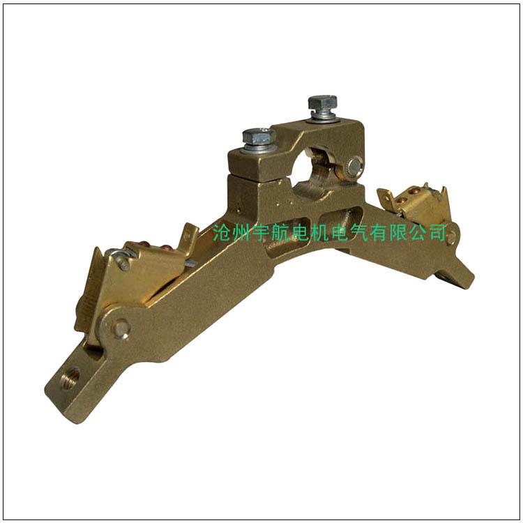 刷盒 刷架系列 直流电机刷架 刷盒YZR-4 铜刷架  电机刷架