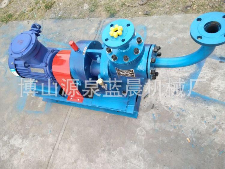 厂家供应加气站用螺杆泵 地下罐专用双螺杆LPG抽吸泵 潜液泵