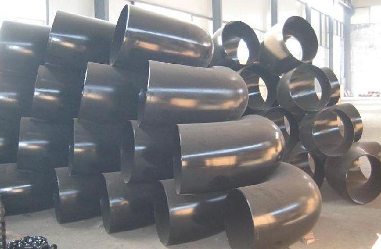 供应 广东管件阀门蝶阀 碳钢弯头小半径弯头防腐加工