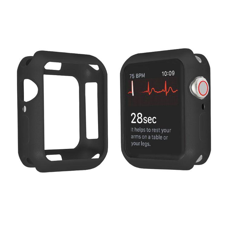 适用apple watch4苹果手表磨砂表壳 iwatch4四代专用磨砂表壳
