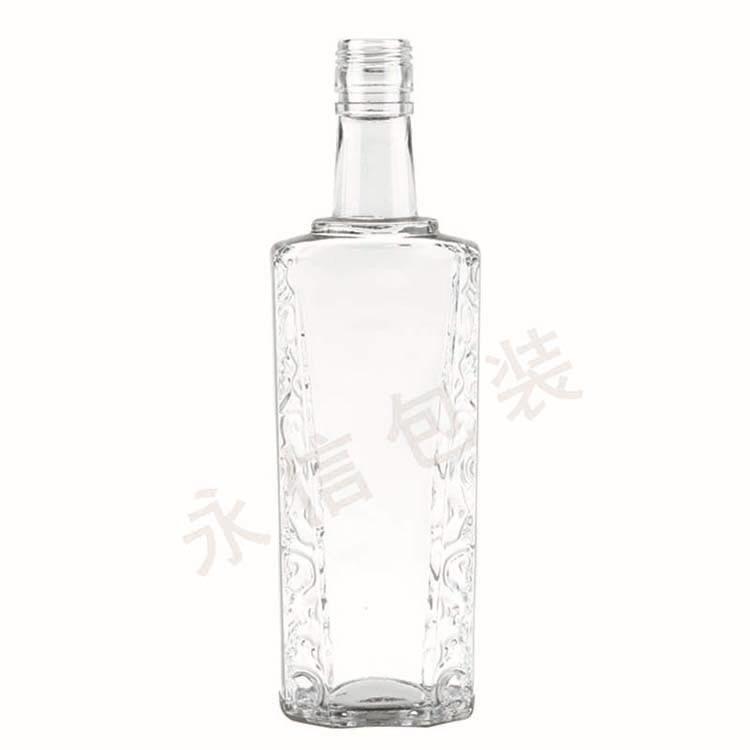 厂家直销 青花瓷酒瓶白料酒瓶 盖子现货 可定制