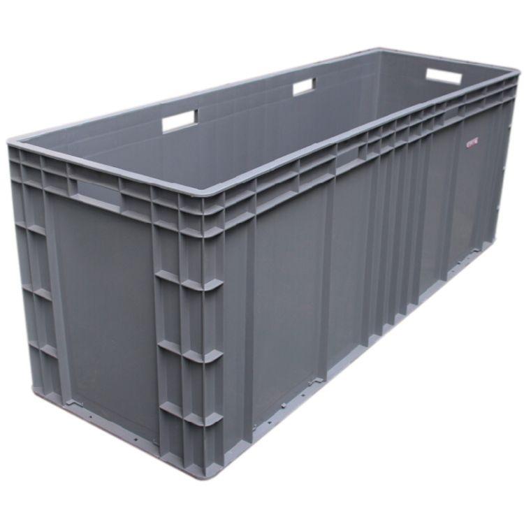 大号eu箱物料运输箱仓库胶箱汽车零部件分类周转塑料箱批发