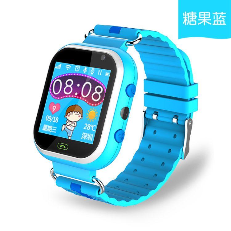 儿童电话手表 智能gps定位通话学生手机防水多功能男孩女孩 工厂