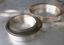 上海厂家直供 BAg35ZnCu银焊片 35%银焊片 银焊膏 钎焊材料