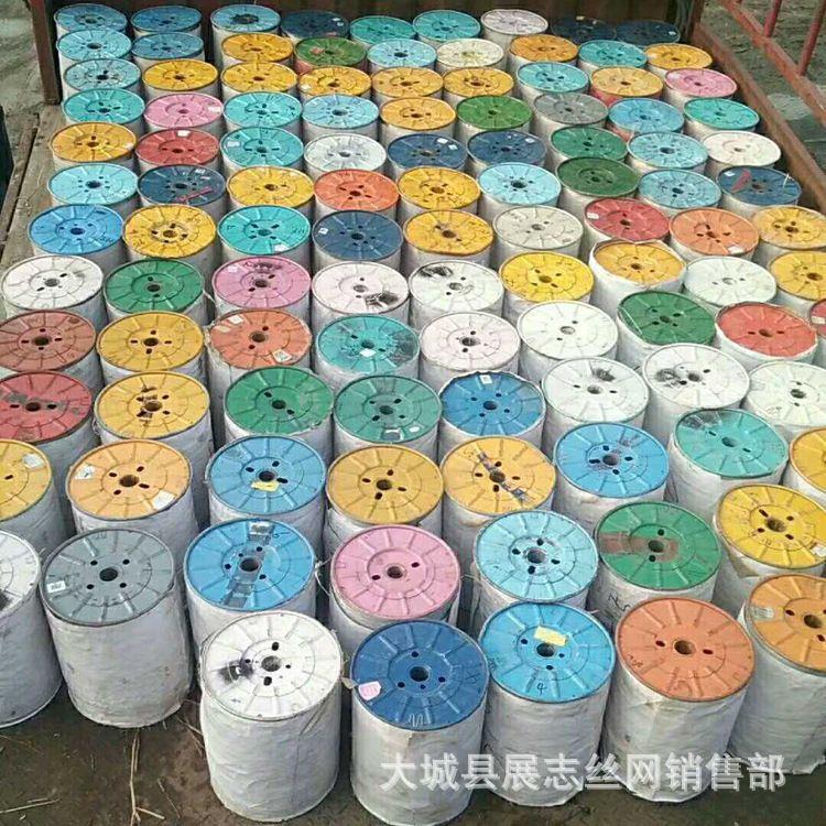 包胶涂塑不锈钢钢丝绳 厂家生产304不锈钢钢丝绳 规格齐全