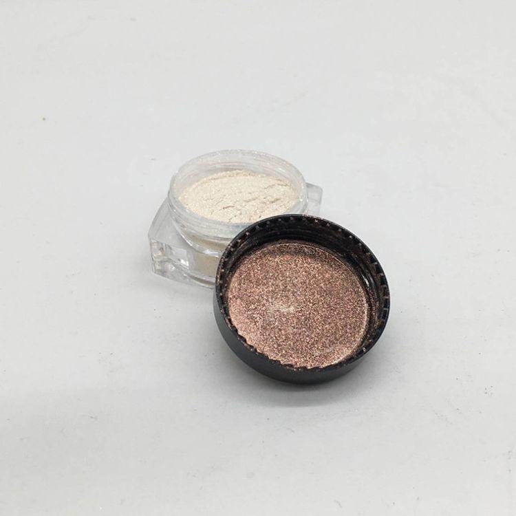 白光变变色龙光学滤光颜料随角度变色高饱和美甲粉变色龙珠光粉