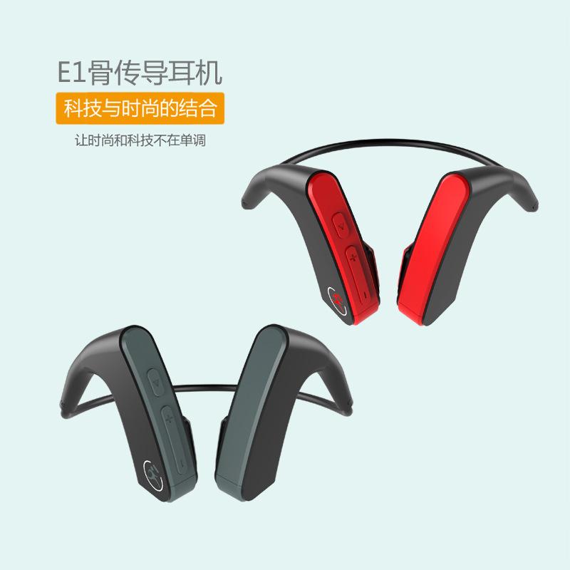 无线蓝牙骨传导耳机挂耳式运动防水耳机