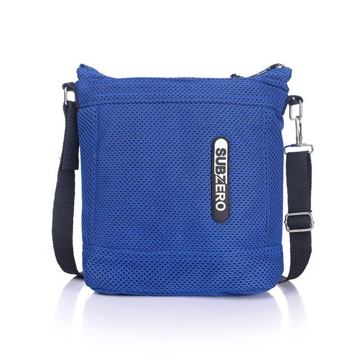 2018新款功能个性冰袋伸缩式手提包斜跨保温休闲外出旅游单肩包