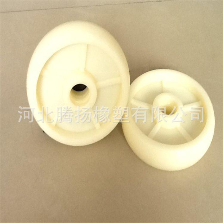 厂家直销玩具塑料轮子  塑料脚轮  重型尼龙脚轮