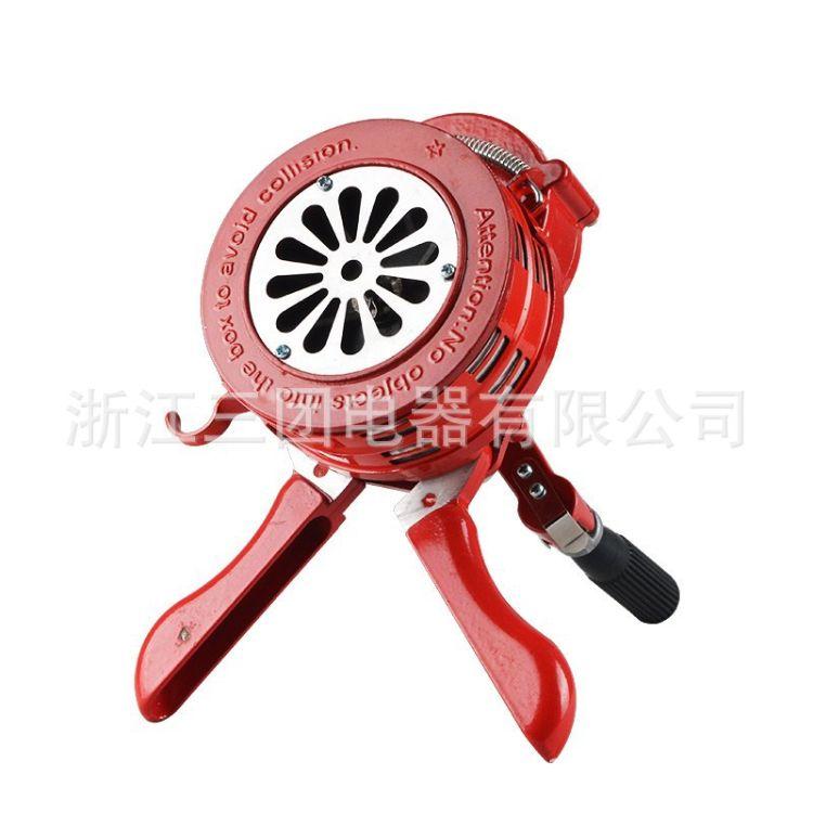 上海稳谷  直销 ST-100手摇报警器 质保一年 消防便携式手摇警报器