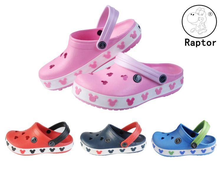 雷帕都儿童洞洞鞋小米奇男女鞋凉鞋童鞋儿童款夏季沙滩休闲学生鞋