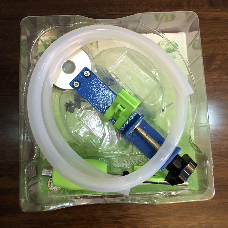 厂家直销:呆呆扩球器 地爆天爆球乳胶气球球中秋填充工具送腰刀