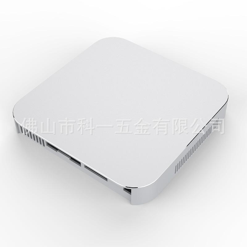 MINI机箱 厂家批发电脑机箱  支持170*170主板 全铝氧化 质量可靠