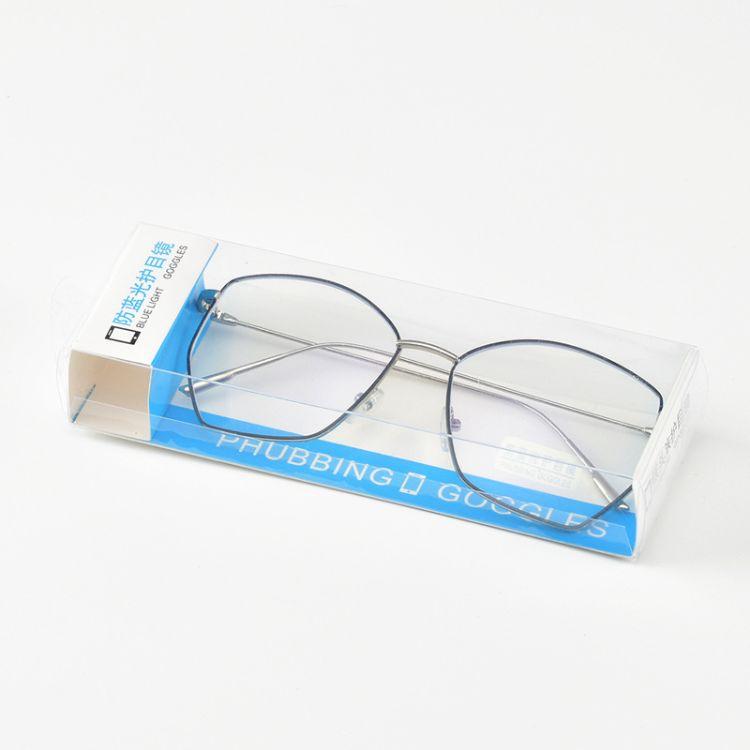 防蓝光平光眼镜疲劳玩电脑看手机护目平镜无度数保护眼镜 3298B