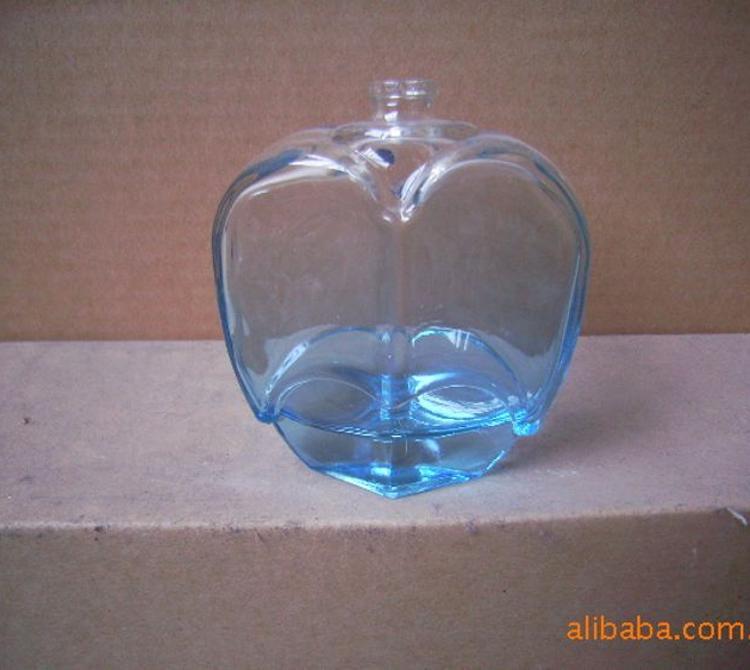 大华 长期供应多规格高白料玻璃工艺品水晶香水瓶