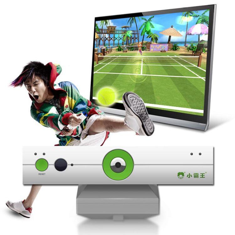 小霸王体感游戏机A22双人家用电视游戏机无线感应 亲子互动怀旧