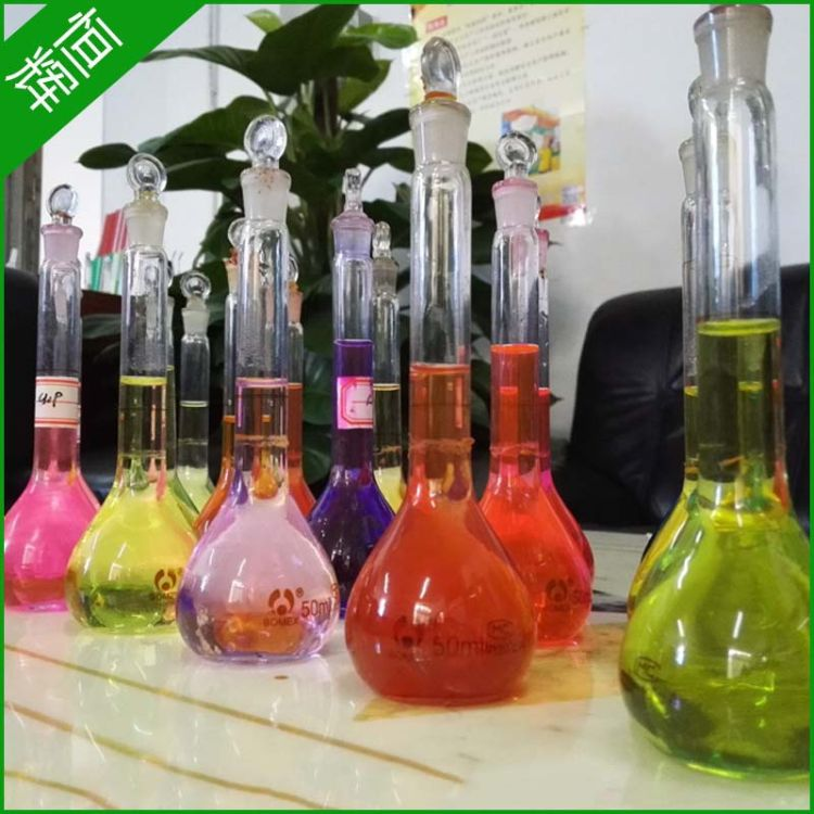 厂家直销 水性高浓度耐高温色精 两用高透明染料绿色水性色精