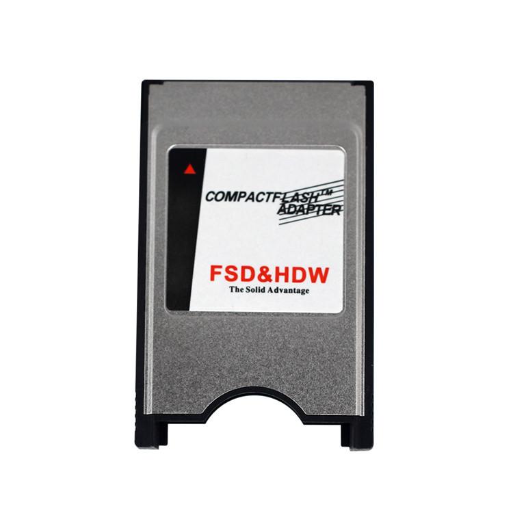 F转PC卡套/数控机床适配器/卡槽 法那科机床 PCMCIA读卡器