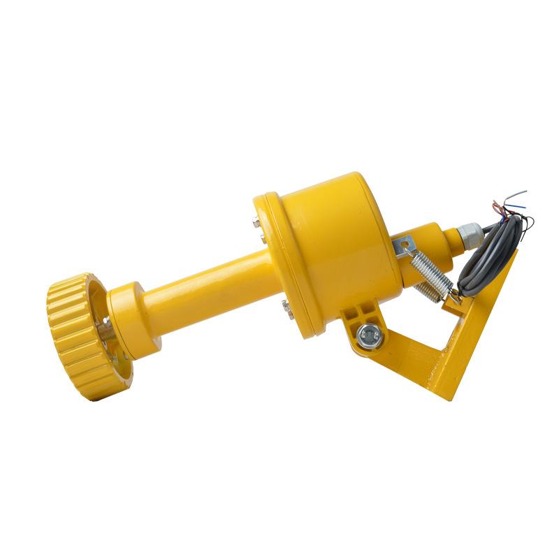安全耐用DH-II打滑检测器 皮带打滑开关 欠速开关 皮带机输送带保护装置服务为先