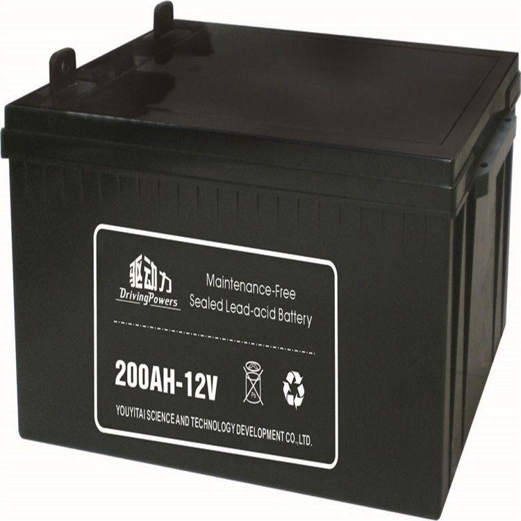 驱动力蓄电池200Ah-12v UPS直流屏免维护电池 现货供应