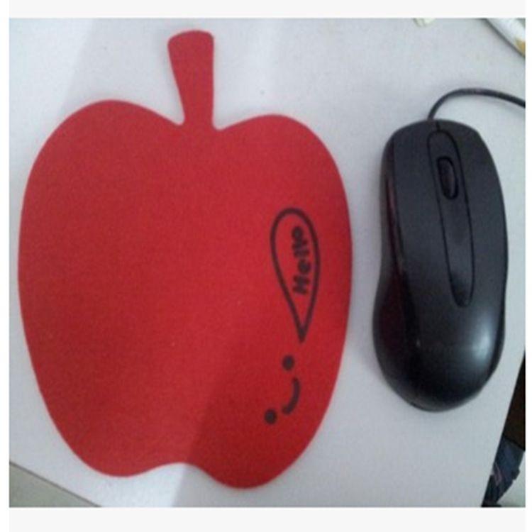 厂家直销创意个性可爱卡通毛毡平板电脑鼠标垫|杯垫杯子隔热垫
