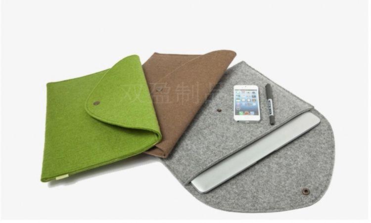 毛毡包 苹果笔记本包 New12寸 macbook 11 13 15寸电脑包内胆包