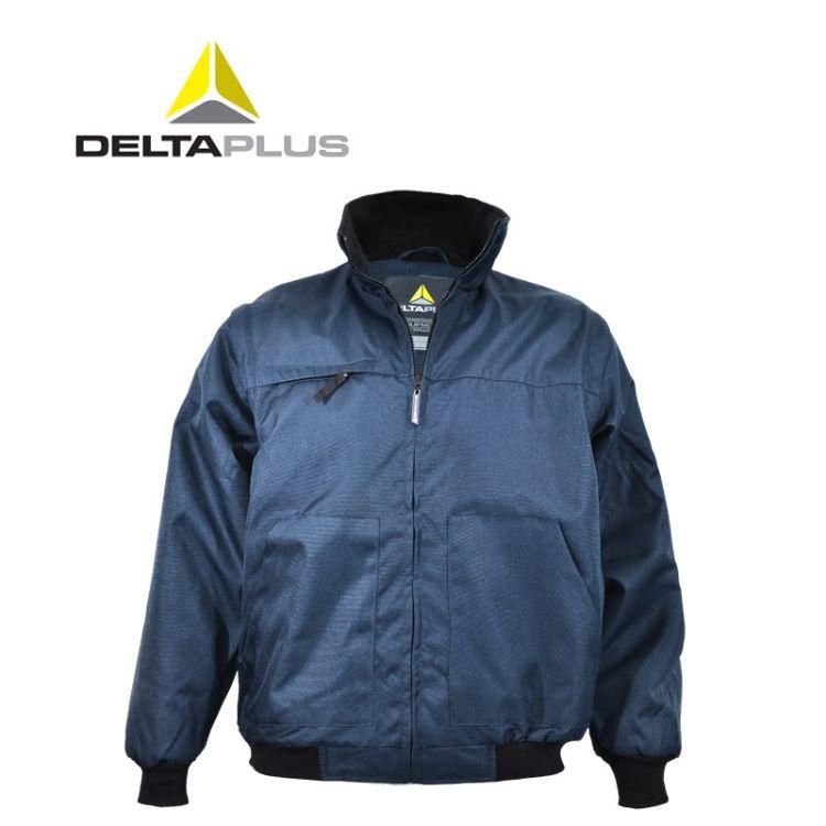 代尔塔 405117防寒服 户外工作服 防风夹克 保暖工作服