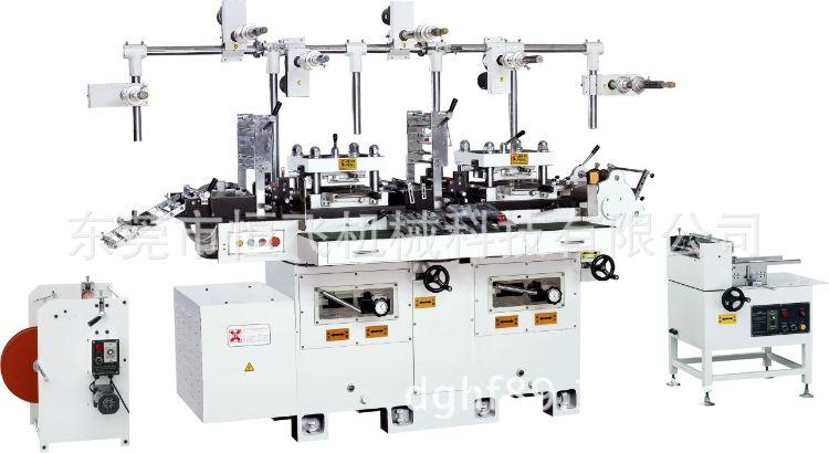 厂家直销多功能双座模切机HB-220 数控多功能电脑切片机 贴合机