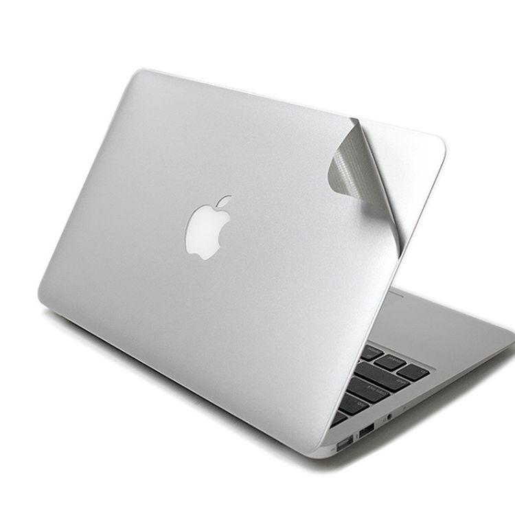 适用苹果笔记本保护膜MacBook Pro Air全套外壳贴膜mac机身保护膜