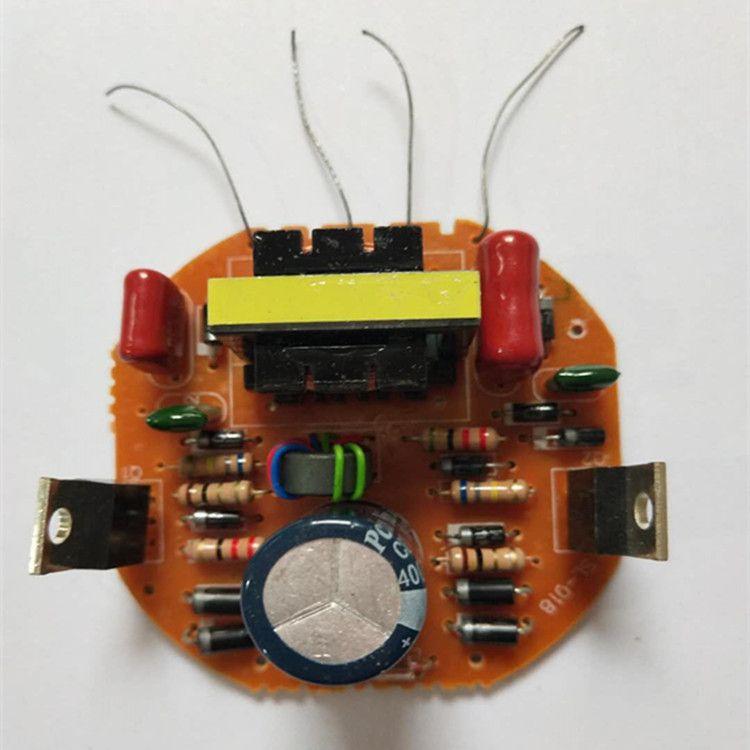 厂家直销节能灯镇流器大4U45W节能灯三基色线路板