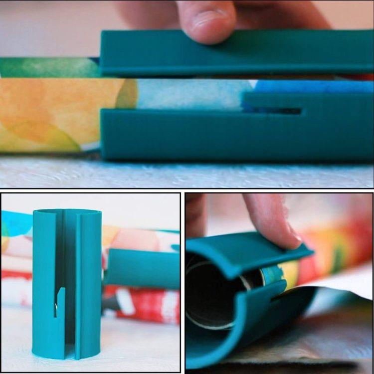 爆款圣诞礼品包装纸割纸刀 Wrapping Paper Cutter 便携式裁纸器
