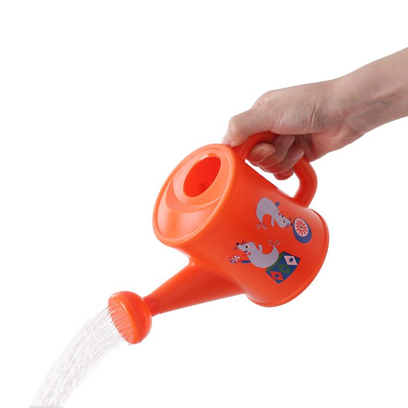 卡通迷你儿童水壶 洒水壶 浇花壶 轻巧型 携带方便 使用便捷