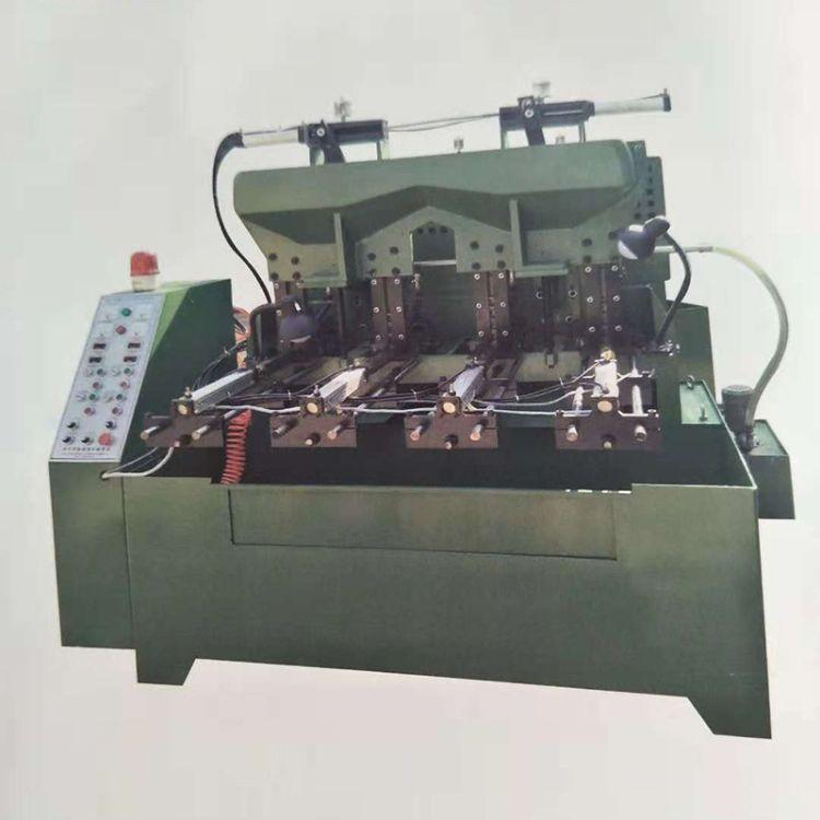 厂家批发 m24-30全自动热打螺母气动攻牙机 红打螺母攻牙机