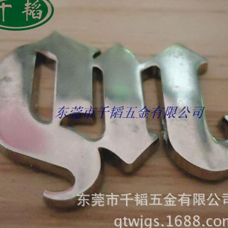 千韬 标牌压铸件 锌合金压铸件 锌合金压铸加工定制