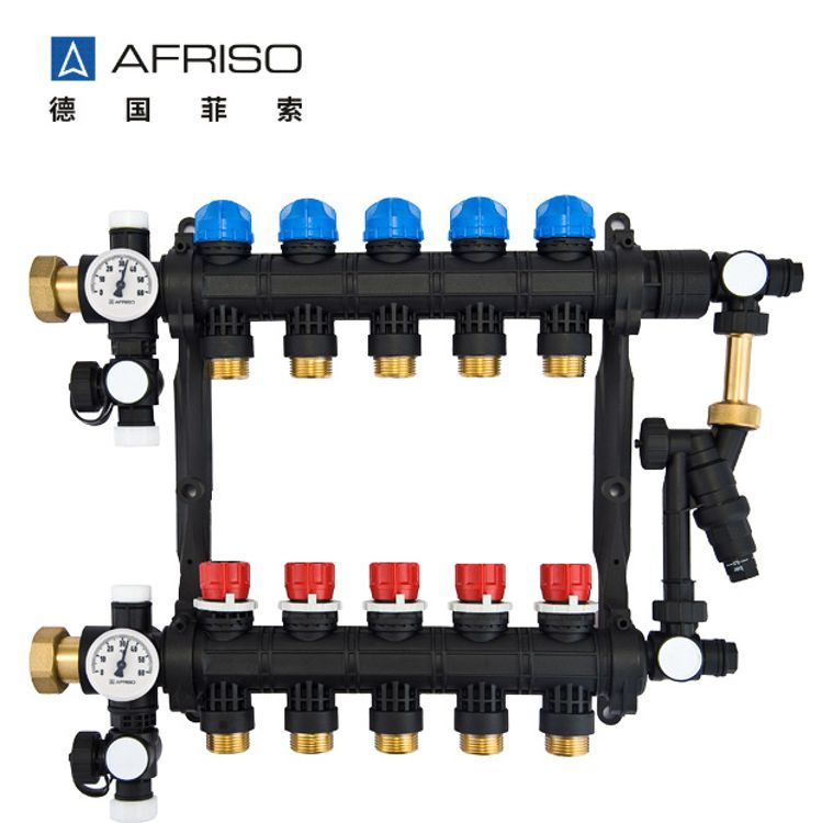 AFRISO德国菲索分水器EF25  SV