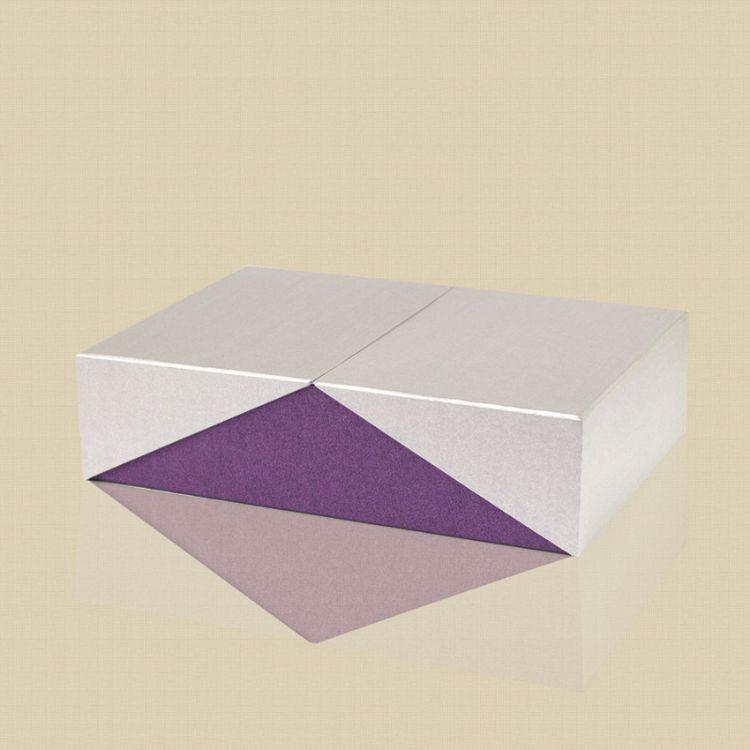 创意翻盖巧克力食品盒 硬盒 毛巾礼盒 工艺纸质包装盒厂家定做