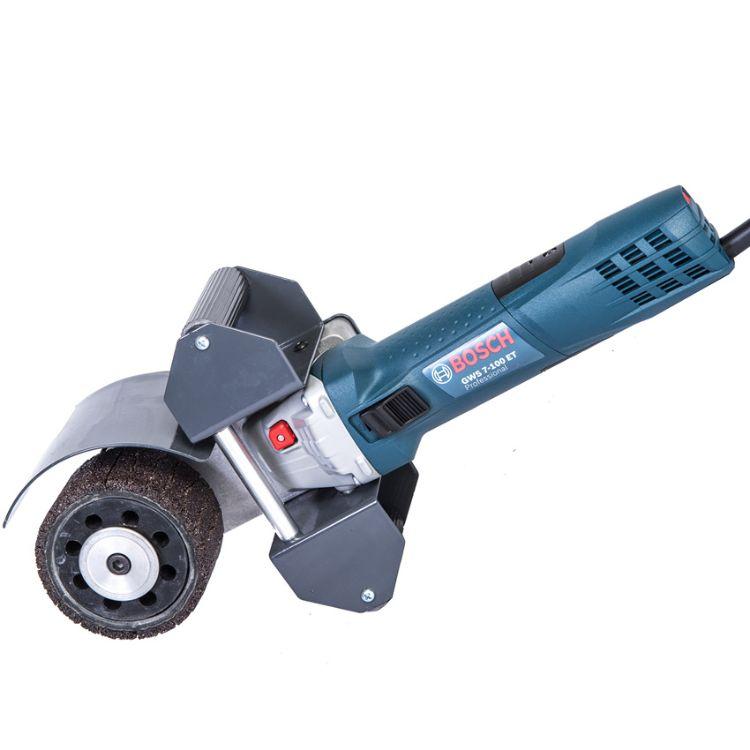 手持电动磨光机 打磨板材平面用 磨后工整 铸铁合金可用